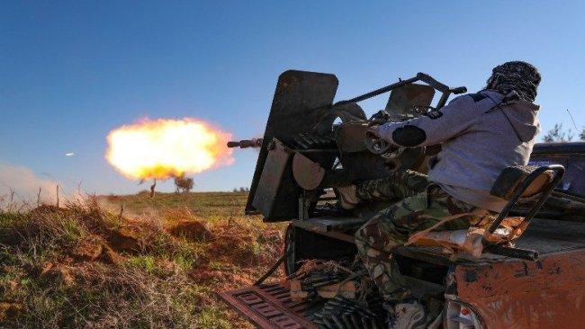 Ayn İssa bölgesinde SMO ile DSG arasında şiddetli çatışma