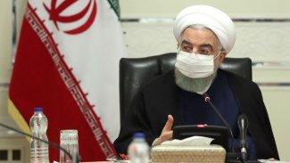 Ruhani: Salgının dördüncü dalgasından Irak sorumlu