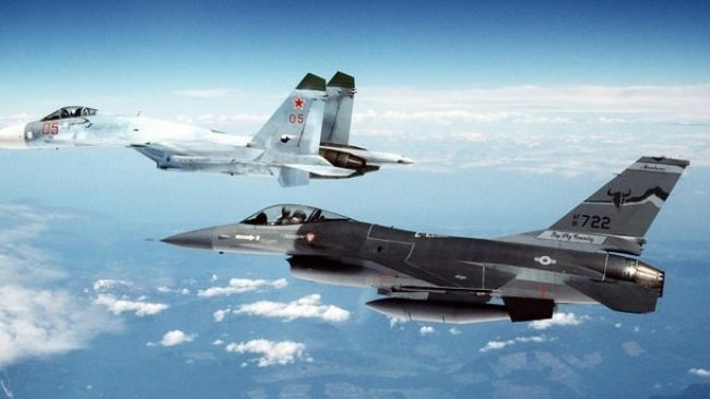 Rusya'dan ABD keşif uçağına engelleme