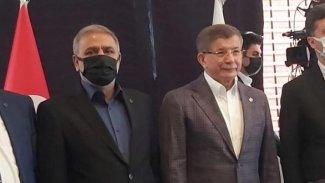 Yazar İlhami Işık Gelecek Partisine katıldı