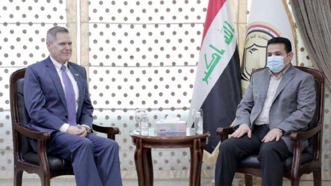 ABD Büyükelçisi: Irak-İran ilişkilerinin bozulmasını istemeyiz