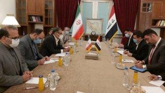 İran ve Irak arasında üst düzey görüşme