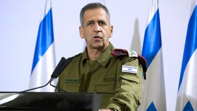 İsrail Genelkurmay Başkanı'ndan İran'a savaş tehdidi