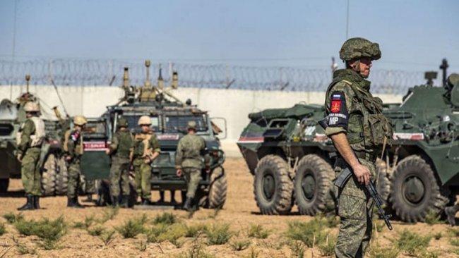 Rusya, Deyrizor'da askeri üs kuruyor