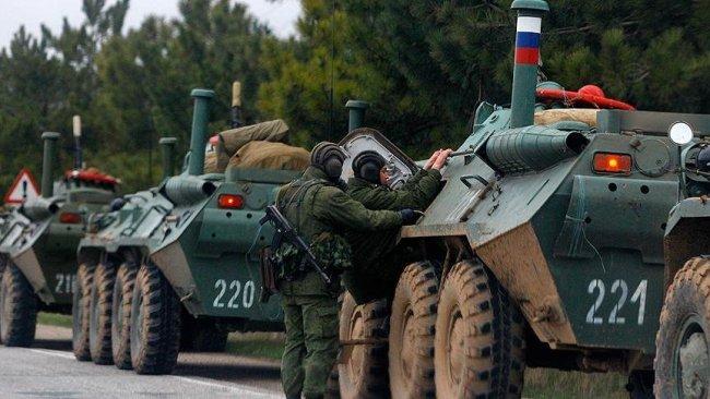 'Rusya sınıra 40 binden fazla asker yığdı'