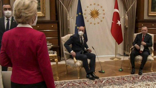 Saray'daki koltuk krizi büyüyor: Charles Michel'e istifa çağrısı