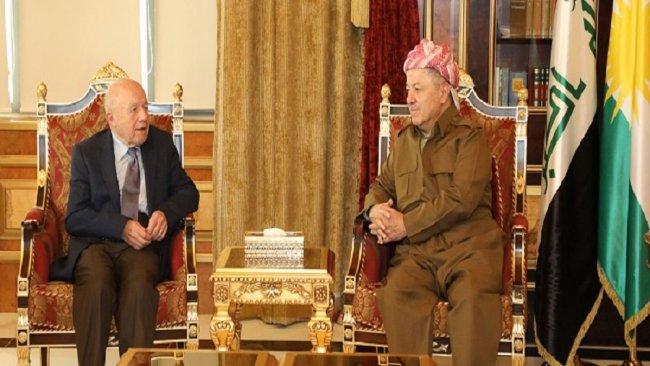 Başkan Barzani'den İsmail Beşikçi'ye başsağlığı mesajı