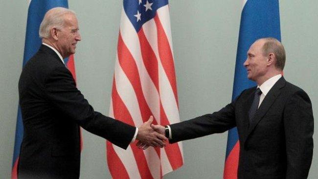 Biden'dan Putin'e 'üçüncü bir ülkede zirve' teklifi