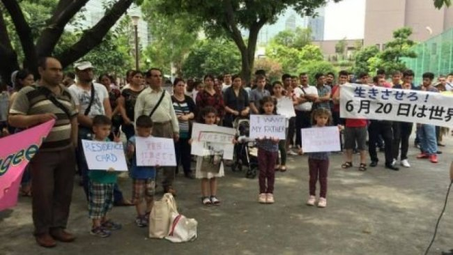 Japonya'daki Kürt sığınmacılar: Sınır dışı edilme tehdidi altındayız
