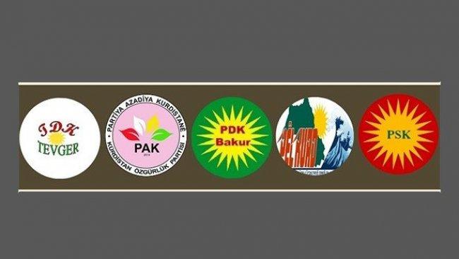 Kürt Partileri Diyarbakır'da Enfal'i Lanetliyor