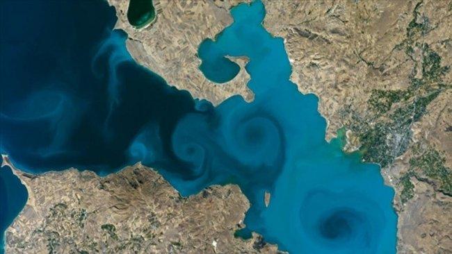 NASA yarışmasını Van Gölü fotoğrafı kazandı