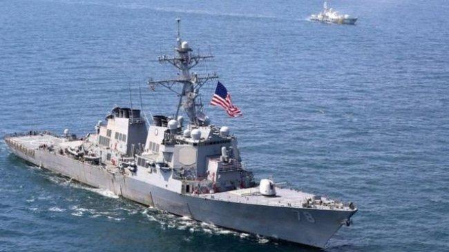 ABD, Savaş Gemilerini Göndermekten Vazgeçti