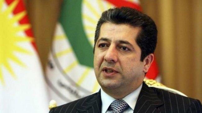 Başbakan Barzani'den Uluslararası Koalisyon'a çağrı