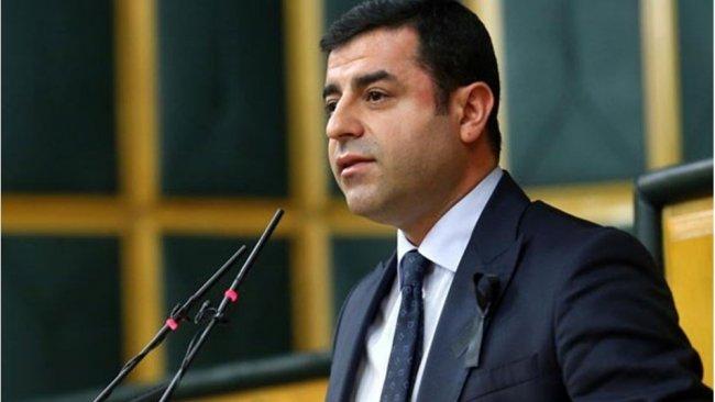 Demirtaş'ın ana davasının Kobanê davasıyla birleştirilmesi istendi