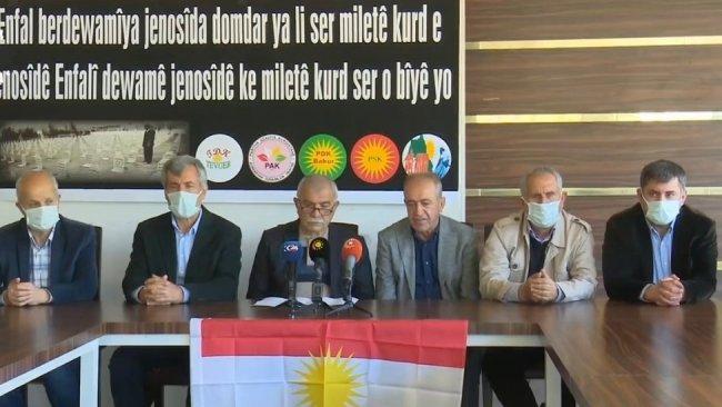 Enfal, Kürt milletinin maruz kaldığı soykırımlar zincirinin bir halkasıdır