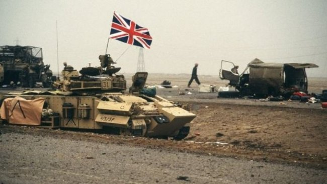 İngiltere'den Afganistan kararı