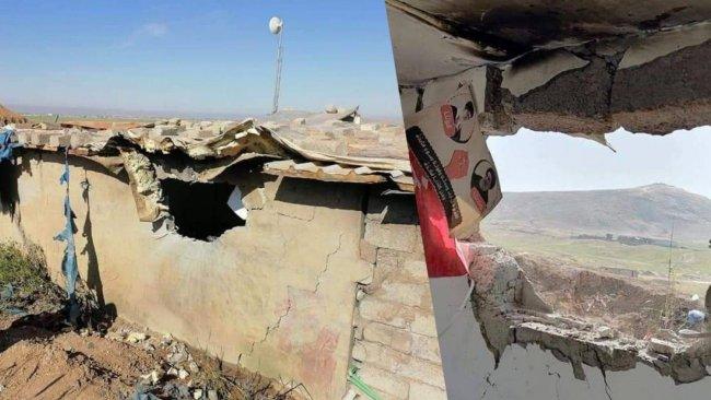 Musul'da Heşdi Şabi karakoluna roketli saldırı!