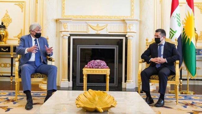 Rusya Büyükelçisi: Kürdistan Bölgesi iyi bir örnek