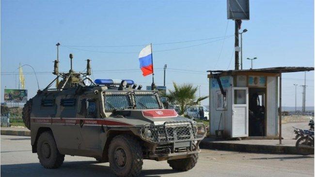 Rusya, DSG kontrolündeki bölgeye geri döndü