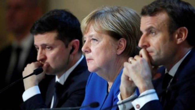 Üç ülke lideri 'Rusya' ile ilgili görüşecek