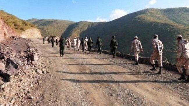 Doğu Kürdistan'da bir İran askeri öldürüldü
