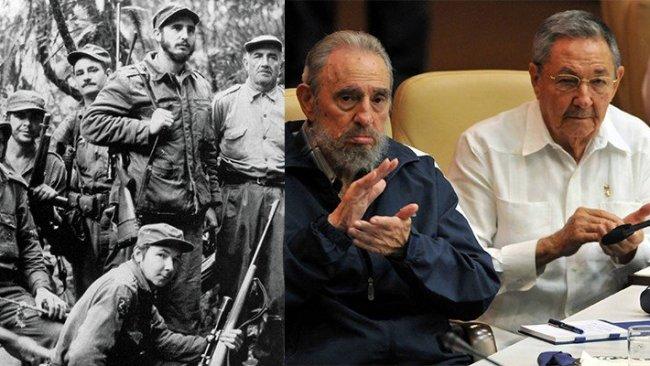 Küba siyasetindeki 60 yıllık Castro kardeşler dönemi sona eriyor