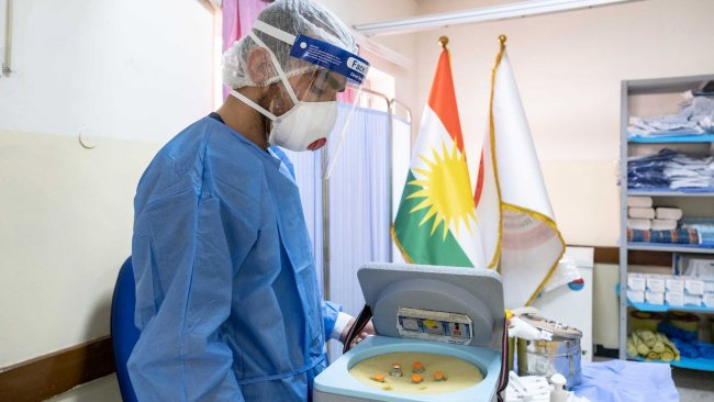Kürdistan Bölgesi'ne yeni aşılar geliyor