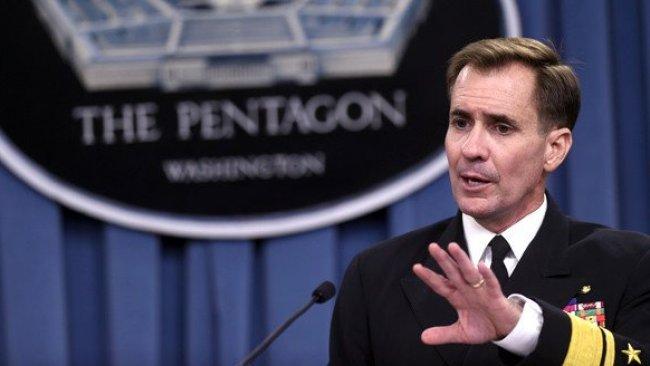 Pentagon: Rusya'nın kısıtlama planlarının farkındayız