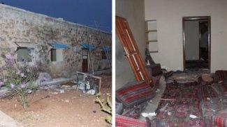 SİHA'lar Abdullah Öcalan'ın kaldığı evi bombaladı