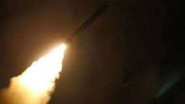 Beled Askeri Üssü'ne roketli saldırı