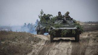 Donbass'ta çatışma! 1 asker hayatını kaybetti