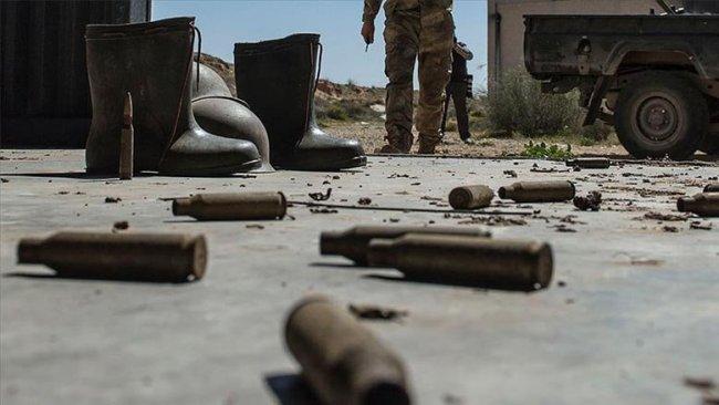 Ordu güçleri ile İran destekli milisler çatıştı: 82 ölü