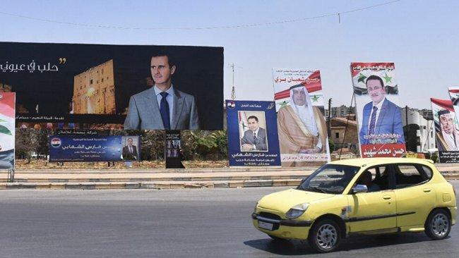 Suriye'de başkanlık seçimlerinin tarihi belli oldu