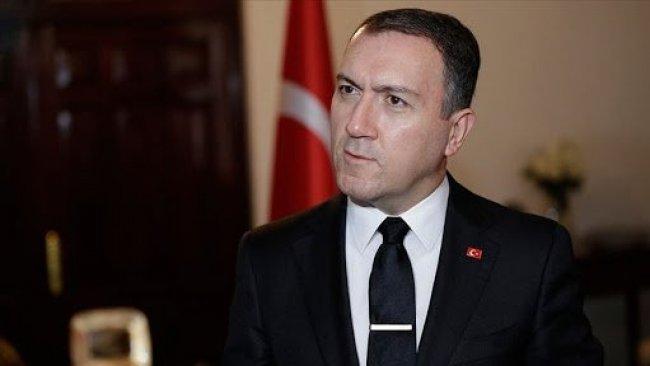Türk Büyükelçi'den Şengal açıklaması: 'Gerçek sahiplerine iade edilmeli'