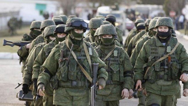 AB: Rusya Ukrayna sınırı ve Kırım'a 150 binden fazla asker konuşlandırdı