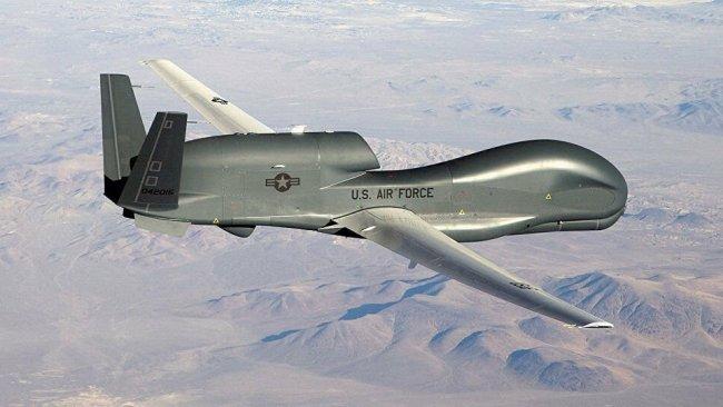 ABD İHA'ları Rusya'nın askeri hareketliliğini takip ediyor