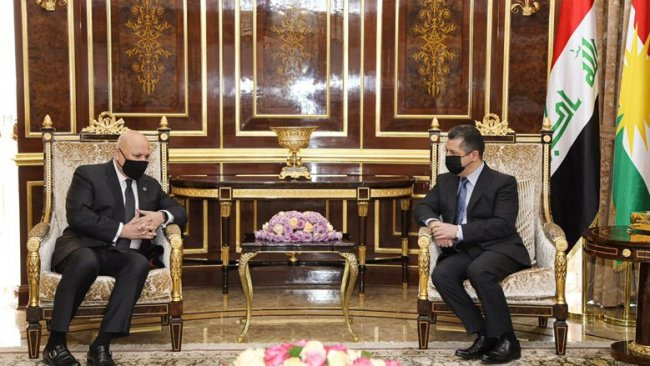 Başbakan BM yetkilisi ile IŞİD'lileri görüştü