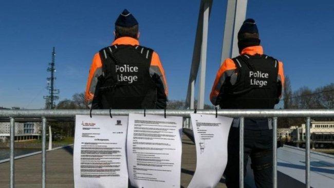 Belçika'da Çeçen ve Kürt gençler çatıştı