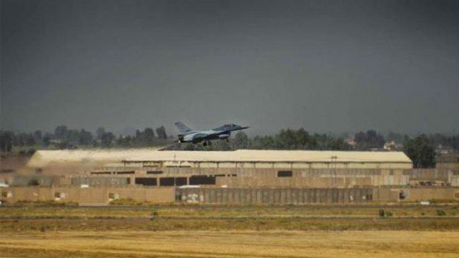 Irak üssüne havan topu saldırısı