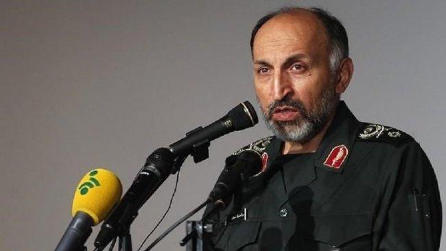 İran Devrim Muhafızları duyurdu: General Hicazi hayatını kaybetti