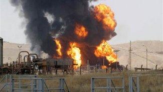 IŞİD, Kerkük petrol kuyularına yapılan saldırıyı üstlendi