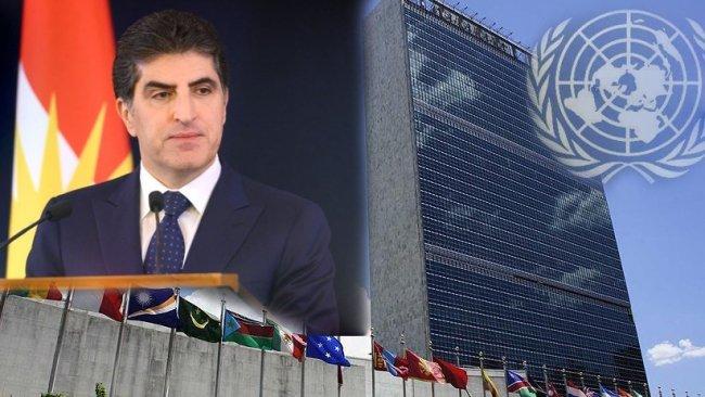Neçirvan Barzani'den BM'ye Kerkük mektubu