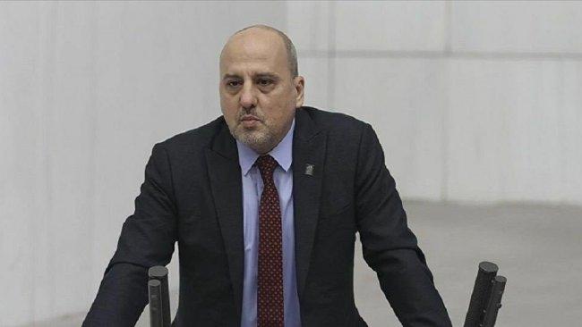 HDP'den ayrılan Ahmet Şık, başka bir partiye katıldı