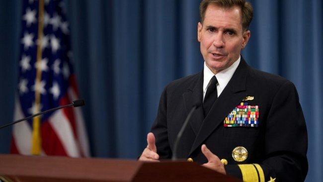 Pentagon Sözcüsü: Dünyada vuramayacağımız yer yok