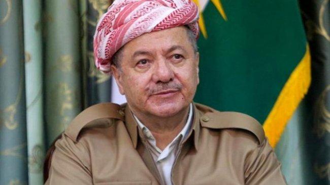 'Başkan Barzani Peşmerge olmaktan büyük onur duyuyor'