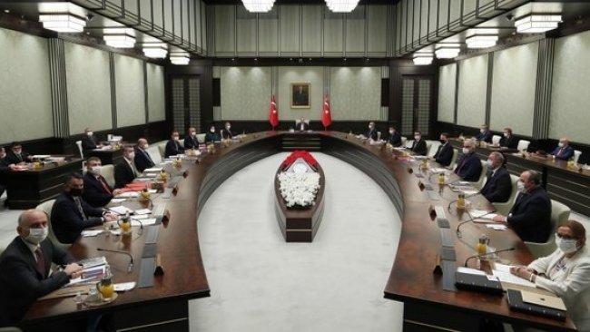 Erdoğan kabinede revizyona gitti: 3 yeni bakan atandı