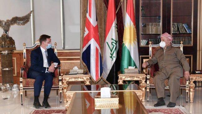 İngiltere: Kürdistan Bölgesini saldırılardan korumada kararlıyız