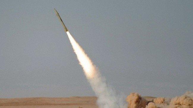 İsrail ve Şam'a  füze saldırısı