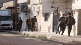 Kamişlo'da asayiş güçleri ile rejim güçleri arasındaki çatışmalar yeniden başladı