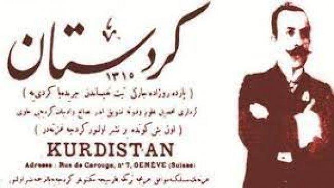 Kürt basını 123 yaşında
